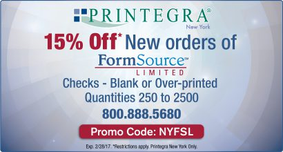 Printegra 15% Off New orders of...