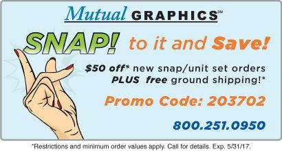 Mutual Graphics $50 Off