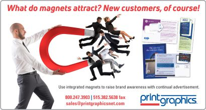 PrintGraphics Integrated Magnets Promo