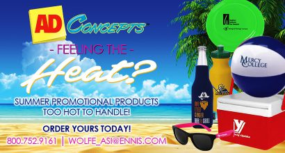 Ad Concepts Summer Promotion Products