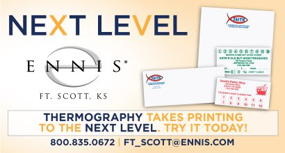 Ft.Scott Thermography Takes Printing to the Next Level