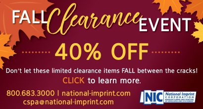 NIC Fall Clearance Event