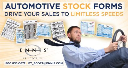 BF&S Automotive Stock Forms