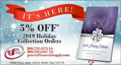 GFS - 2019 Holiday Collection Orders