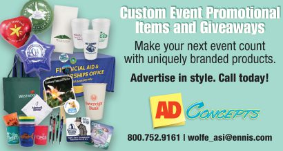 Ad Concepts Custom Event Promotional Items and Giveaways
