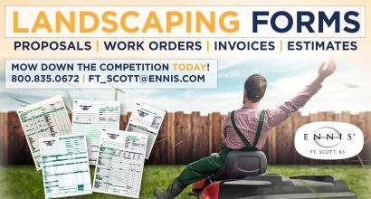 BF&S Landscaping Forms