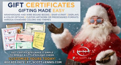 OH266 - BFS Gift Certificates