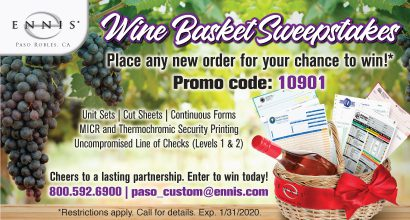 OH274 - Paso Robles Wine Basket Promo