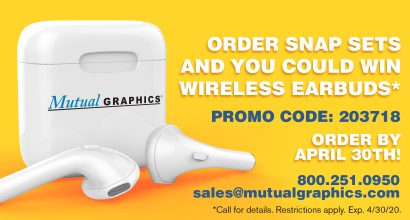 OH317 Mutual Graphics Earbud Promo