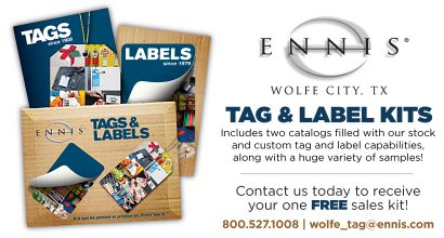 OH318 Wolfe City Tag & Label Kits