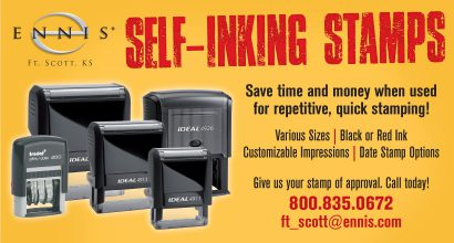 PH198 - BFnS JULY Promo-Self Inking Stamps