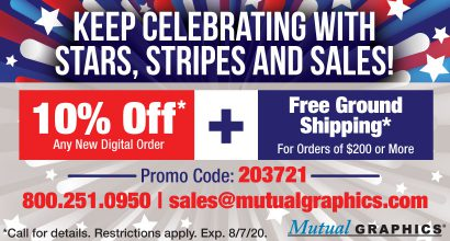 PH201 - Mutual Graphics JULY Promo - Stars and Stripes Sales