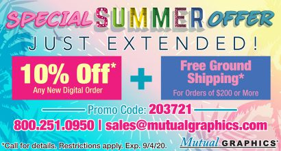PH216 - Mutual Graphics AUG Promo-Special Summer Offer