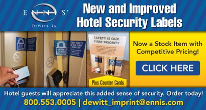 PH224 - Dewitt Stock Security Labels Promo