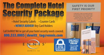 PH233 - DeWitt Key Card Holder Promo
