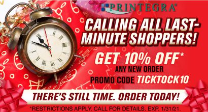 PH298 - Printegra Holiday Promo - Last-Minute Shoppers