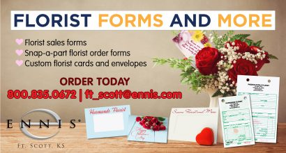 PH284 - BFnS JAN Promo - Florist Forms and More