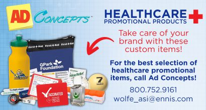 QH246 - Ad Concepts Healthcare Promo Products